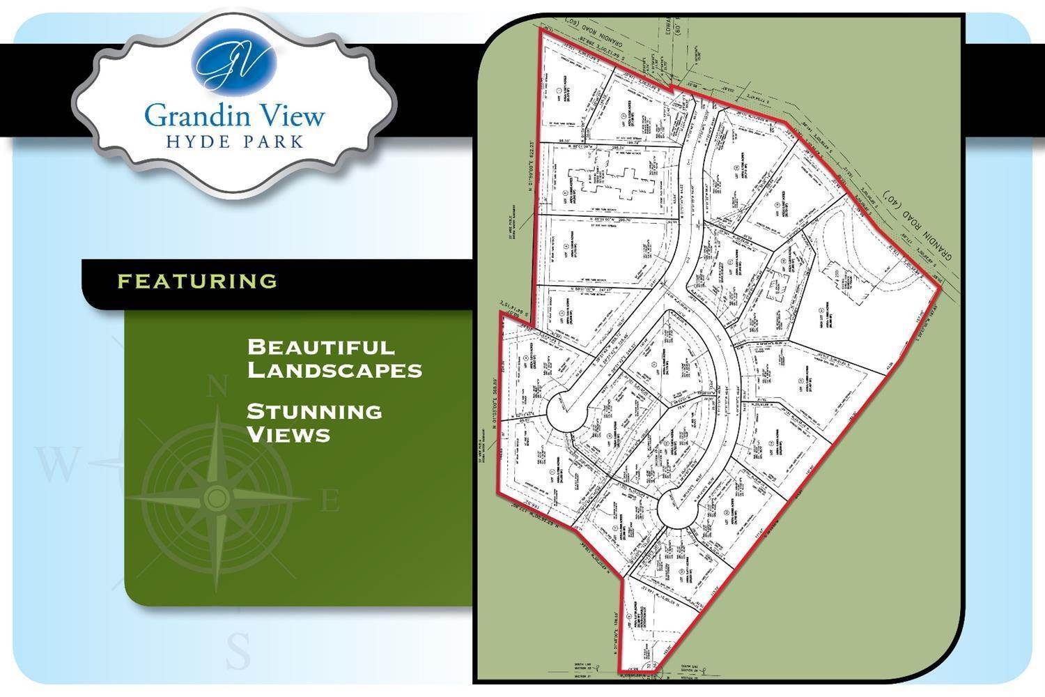 Land for Sale at 11 Grandin View Lane Cincinnati, Ohio 45208 United States