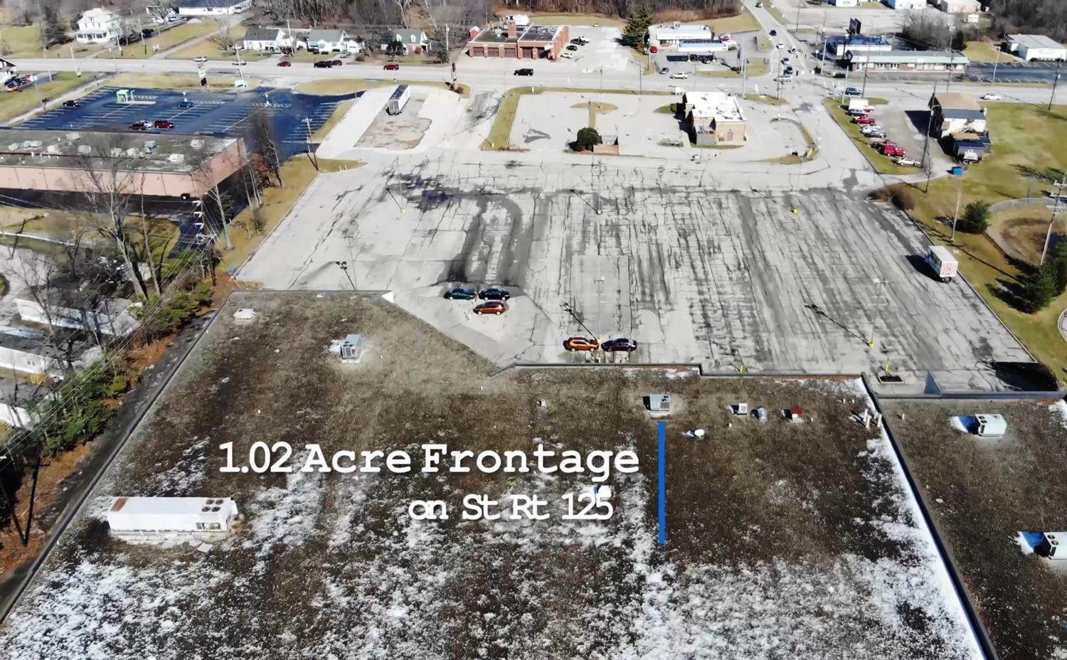 Comercial por un Venta en 1785 St Rt 125 Pierce Township, Ohio 45102 Estados Unidos