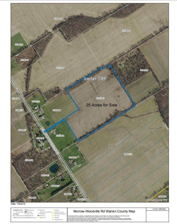 Land for Sale at Morrow Woodville Road Harlan Township, Ohio 45107 United States