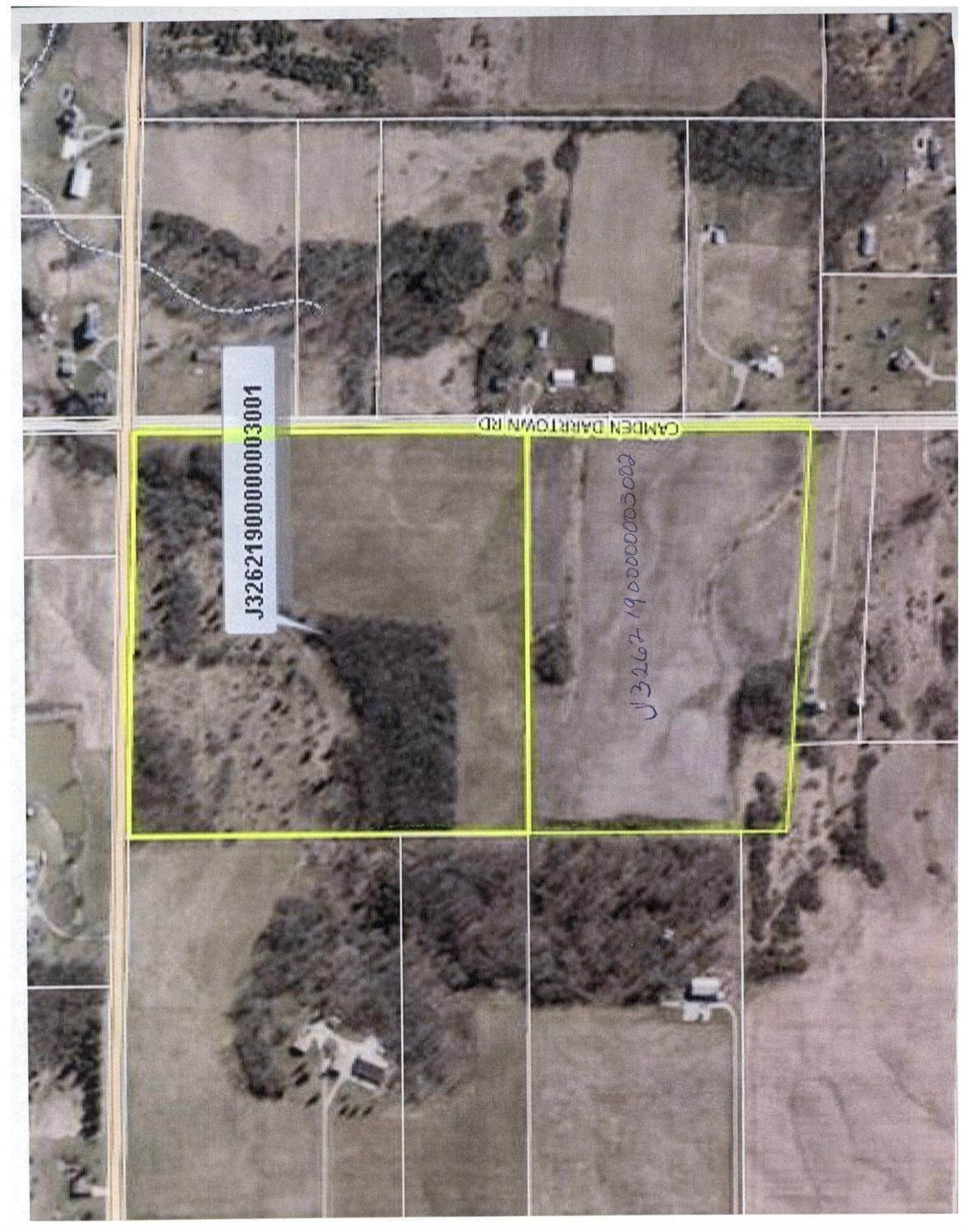 Acreage for Sale at Camden Darrtown Road Somers Township, Ohio 45311 United States
