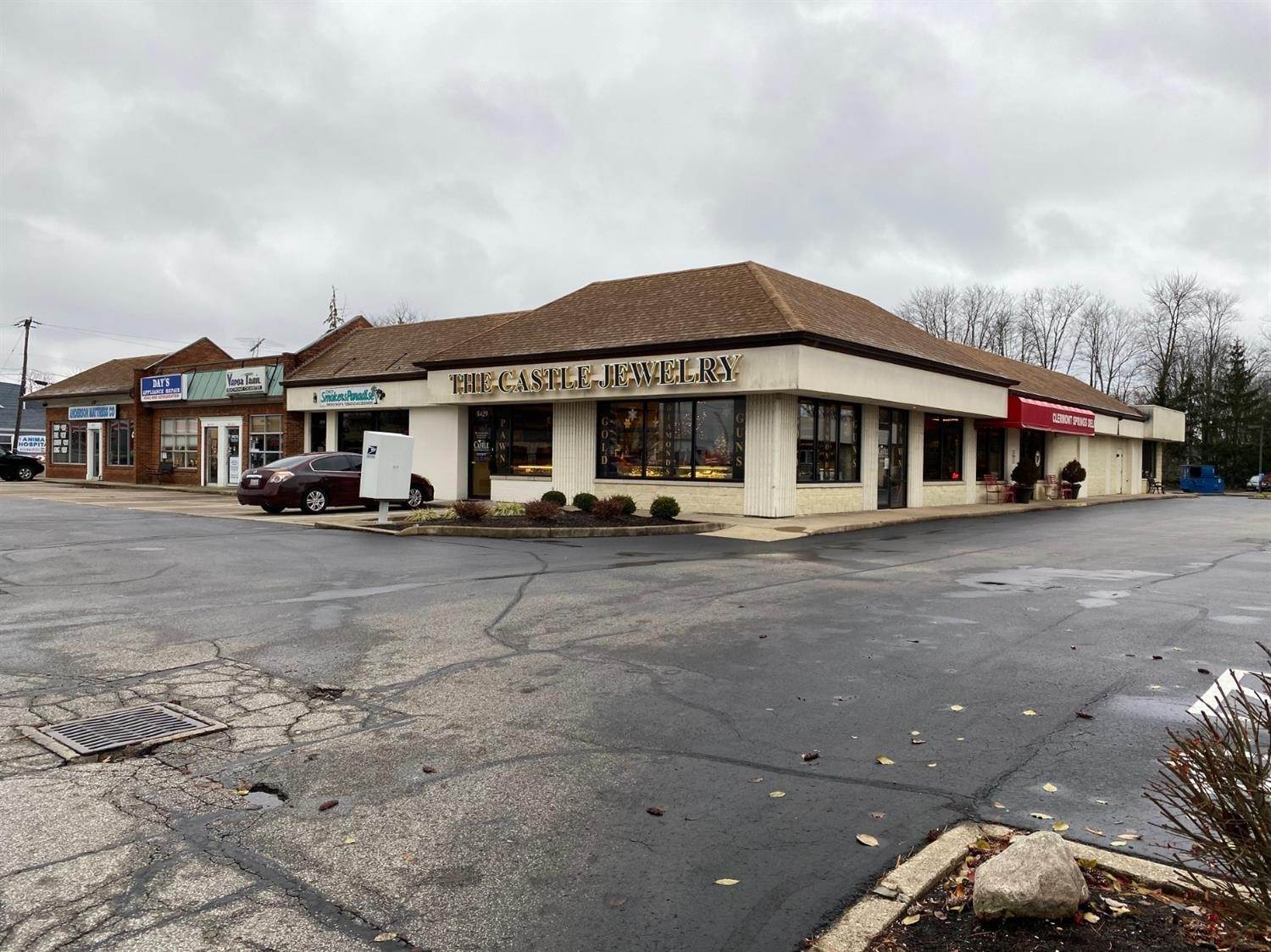 Commercial for Sale at 8425 Beechmont Avenue Anderson, Ohio 45255 United States