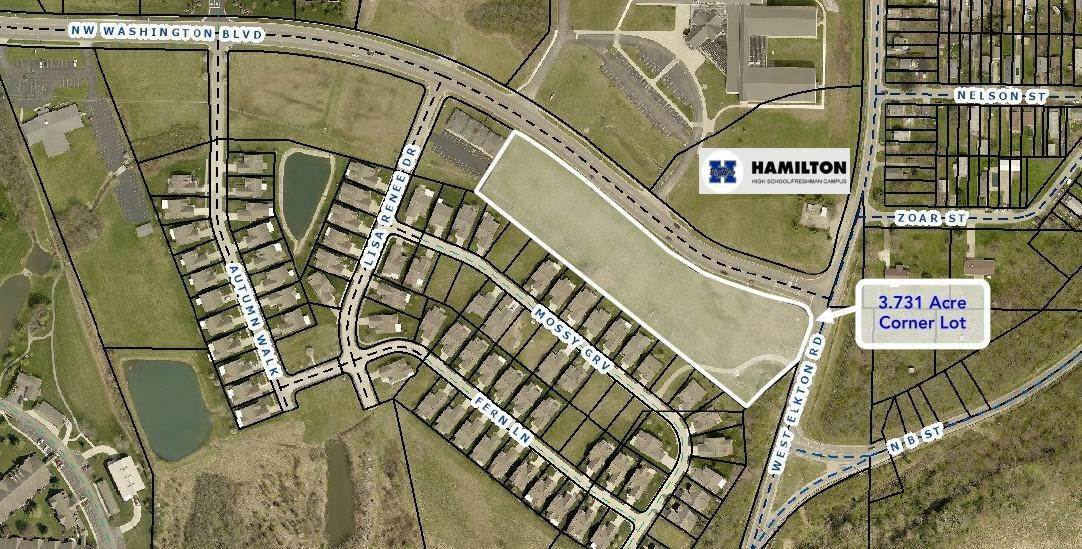 Land for Sale at 2301 NW Washington Boulevard Hamilton, Ohio 45013 United States