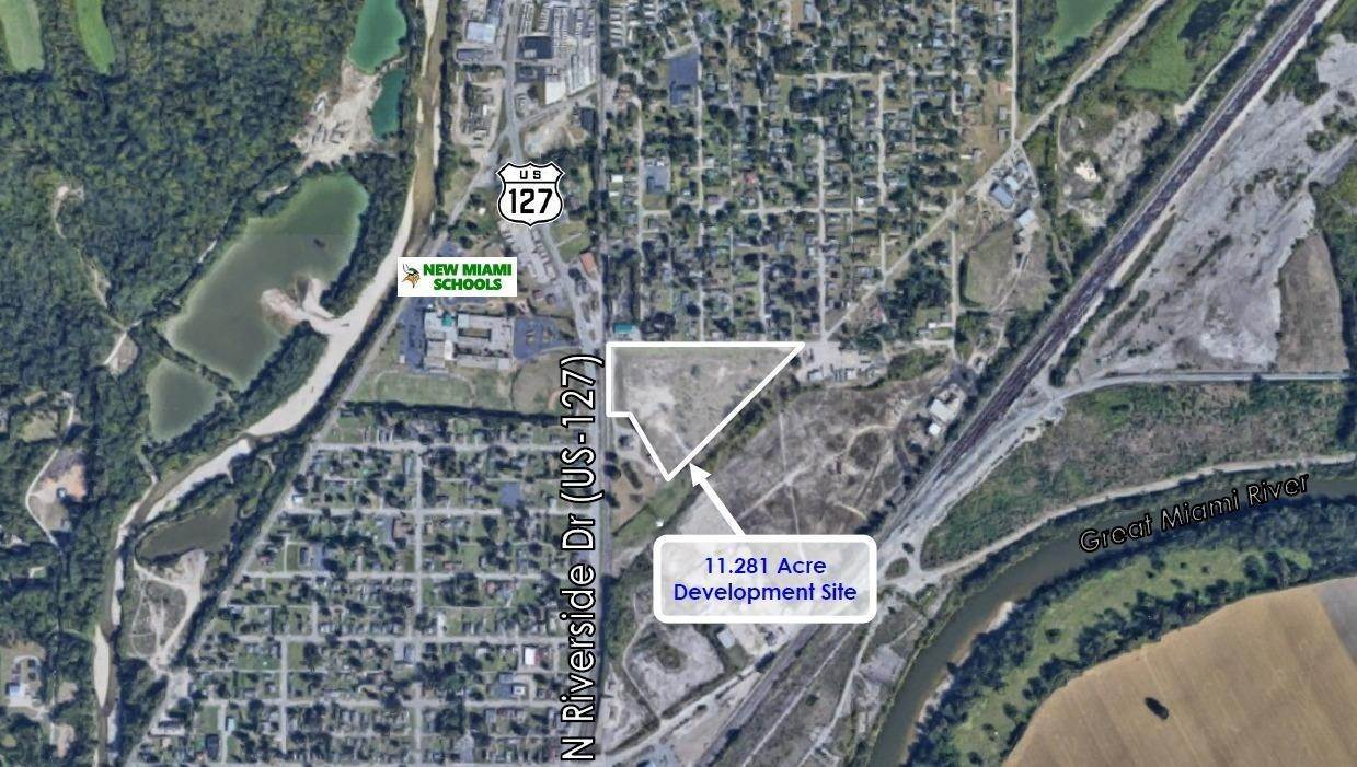 Land for Sale at N Riverside Drive St Clair Twp, Ohio 45011 United States