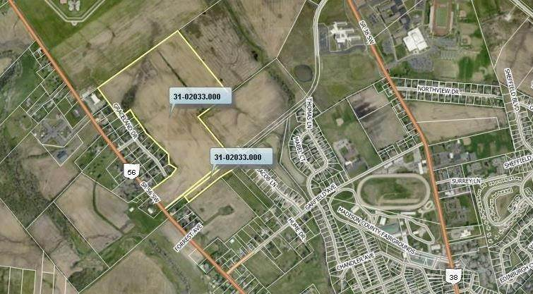 Land for Sale at N Main Street London, Ohio 43140 United States