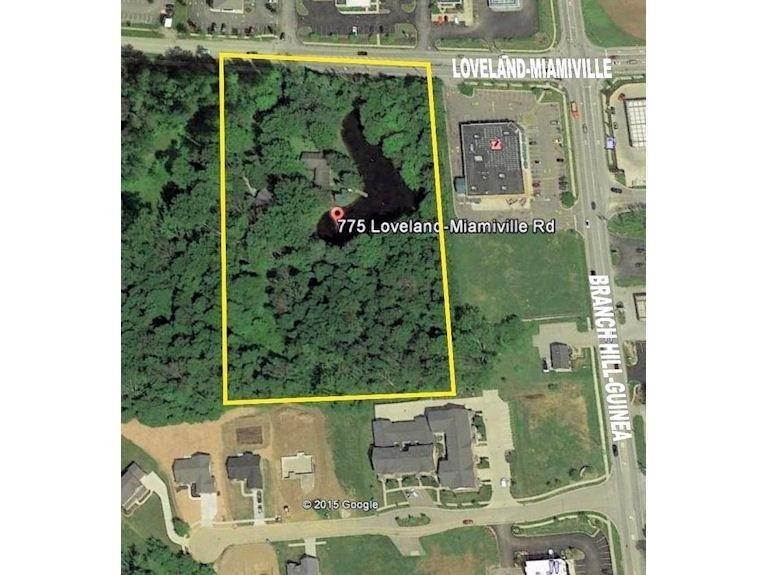 Commercial Lot for Sale at 775 Loveland Miamiville Road Miami Township, Ohio 45140 United States