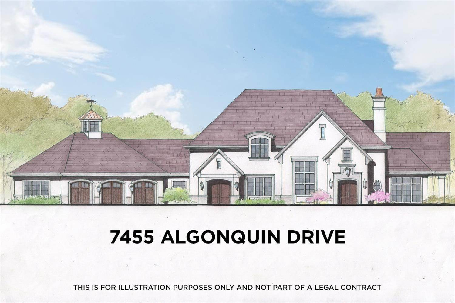 Single Family Homes por un Venta en 7455 Algonquin Drive Indian Hill, Ohio 45243 Estados Unidos
