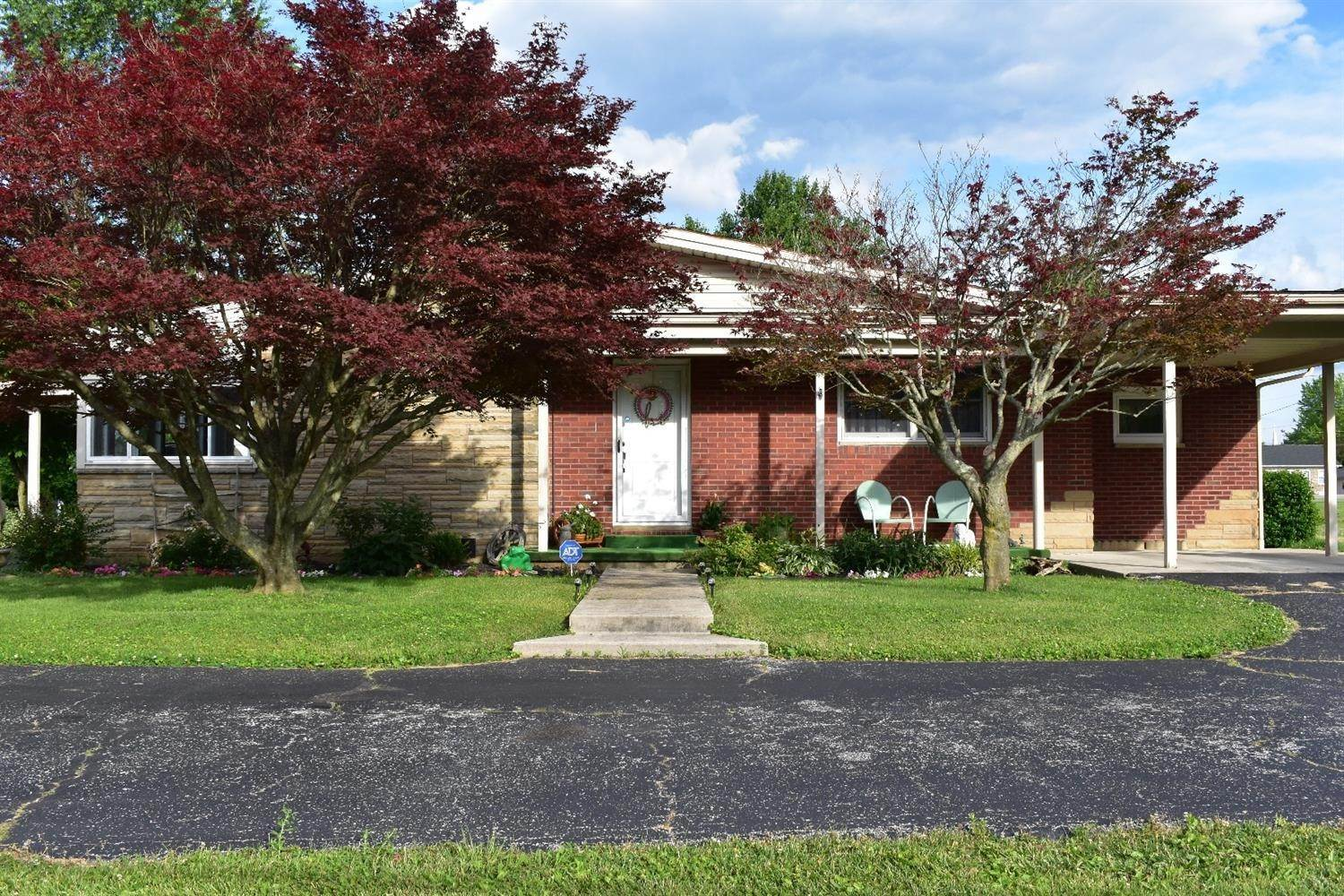 Single Family Homes por un Venta en 13942 St Rt 41 West Union, Ohio 45693 Estados Unidos