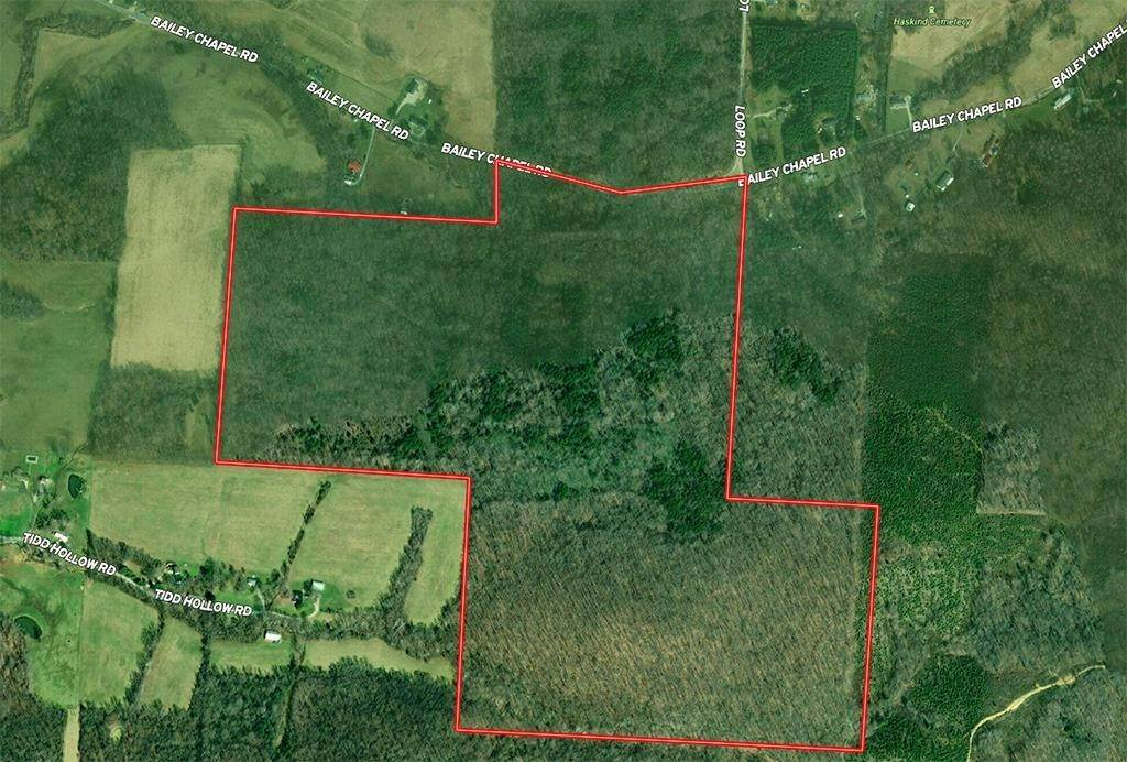 Land for Sale at Bailey Chapel Road Piketon, Ohio 45661 United States