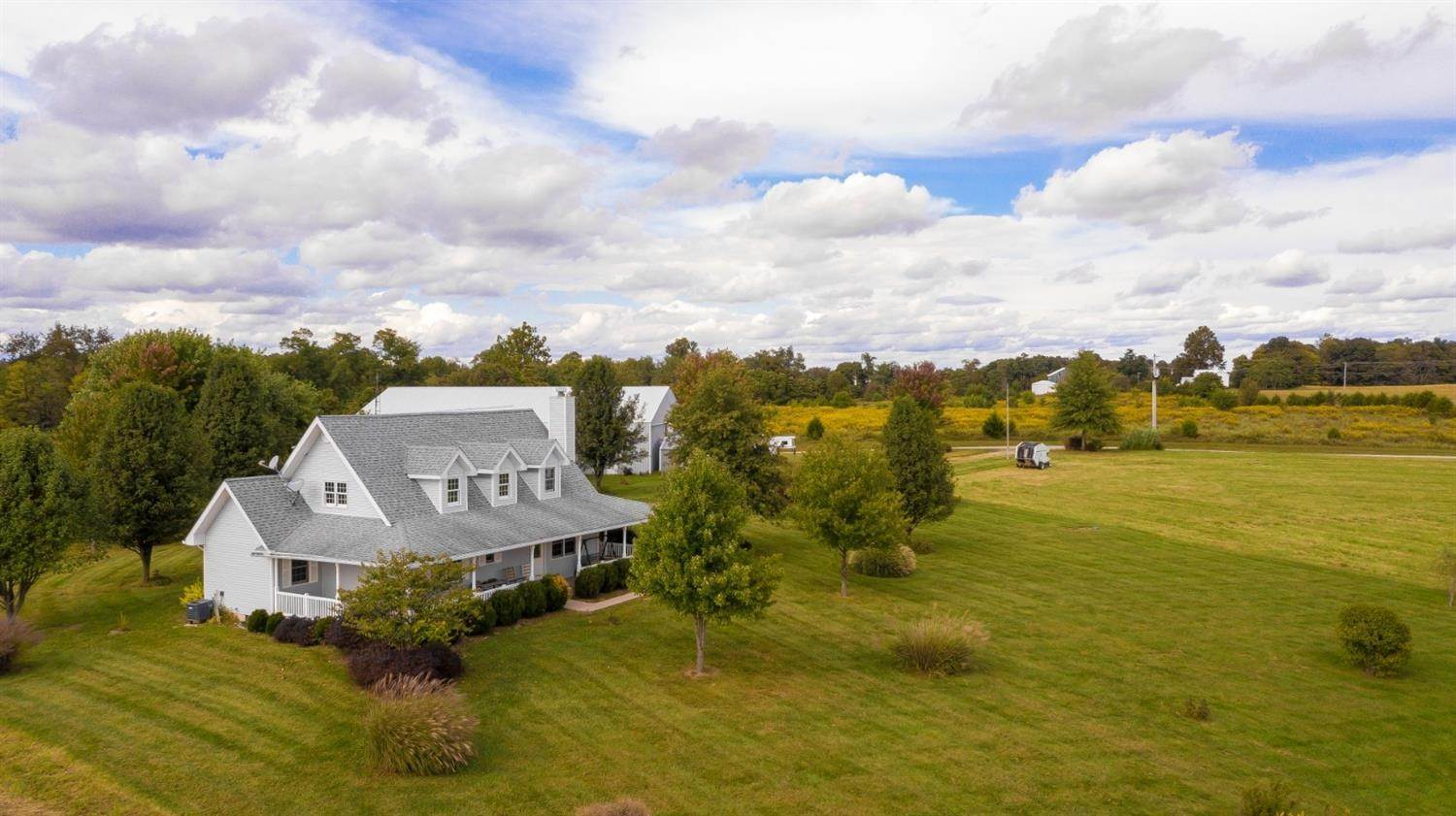 Farmhouse for Sale at 917 Highway 129 Vevay, Indiana 47043 United States