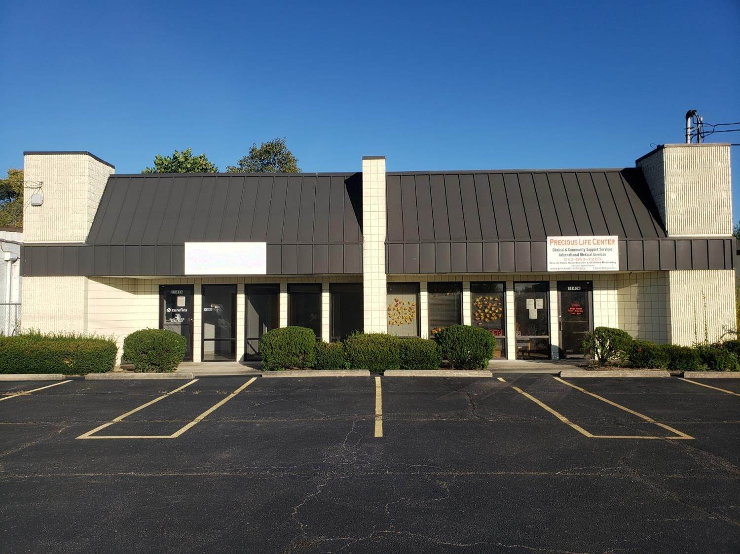 Commercial for Sale at 11406 Reading Road Sharonville, Ohio 45241 United States