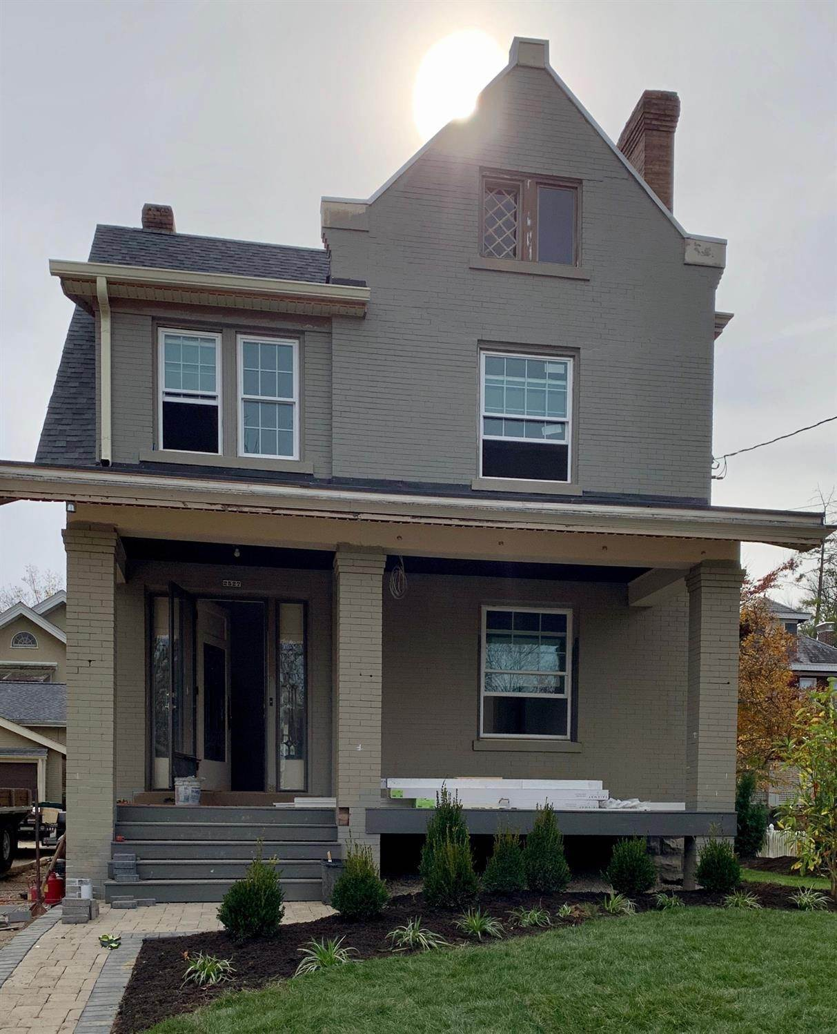 3. Single Family Homes at 2527 Ritchie Avenue Cincinnati, Ohio 45208 United States