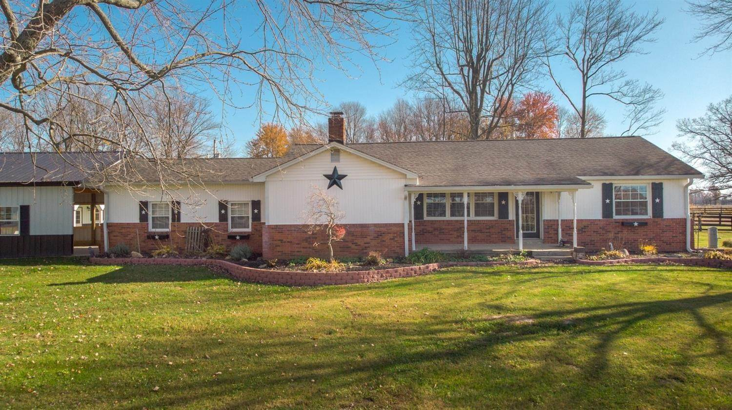 Casa de Campo por un Venta en 12666 Liming Van Thompson Road Mount Orab, Ohio 45154 Estados Unidos