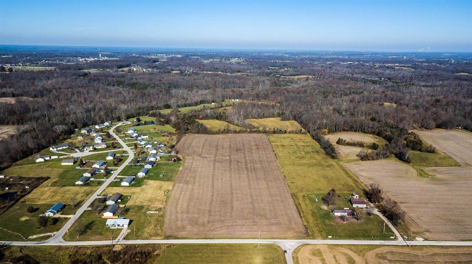 Land for Sale at Red Hog Pike Vevay, Indiana 47043 United States