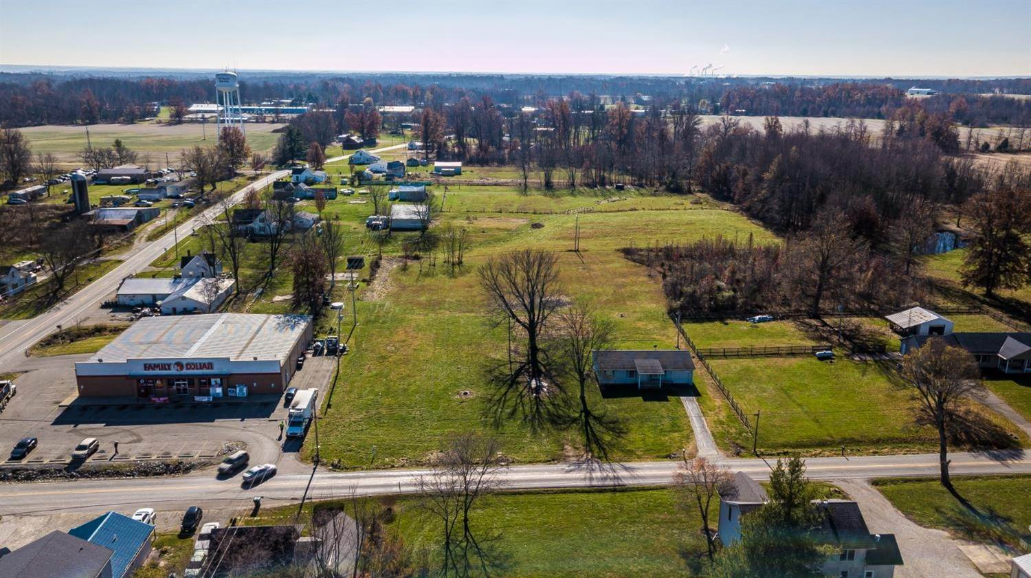 Land for Sale at 11936 St Rt 250 Vevay, Indiana 47043 United States