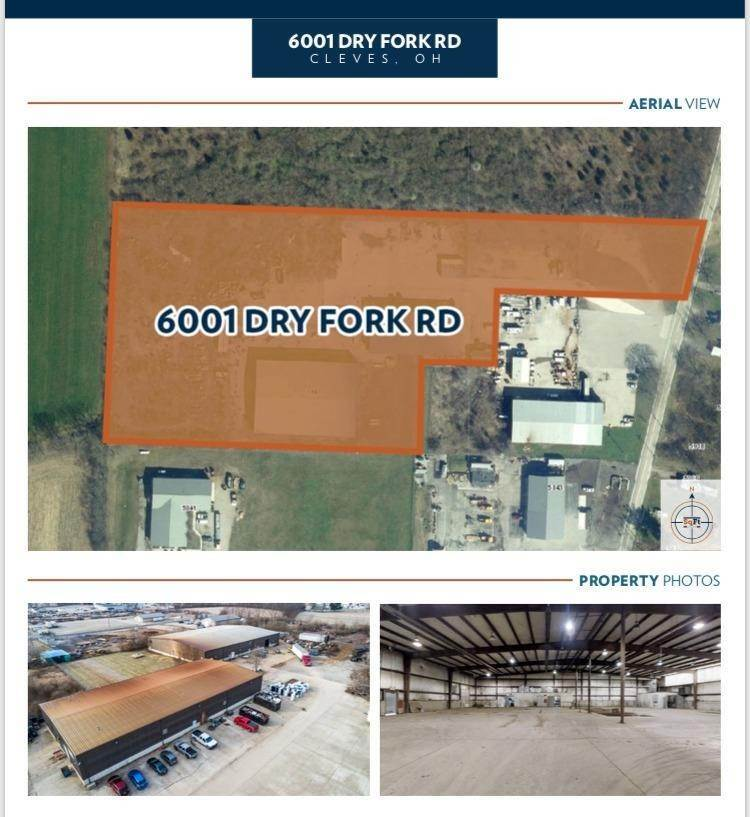 Commercial for Sale at 6001 Dry Fork Road Whitewater Township, Ohio 45002 United States