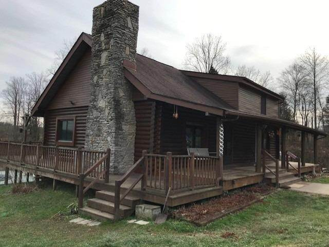 Single Family Homes por un Venta en 2312 Goodner Road Dillsboro, Indiana 47018 Estados Unidos
