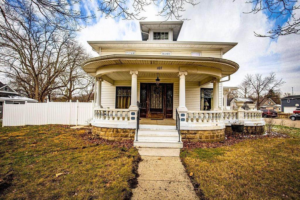 Single Family Homes for Sale at 107 S Lafayette Street Camden, Ohio 45311 United States