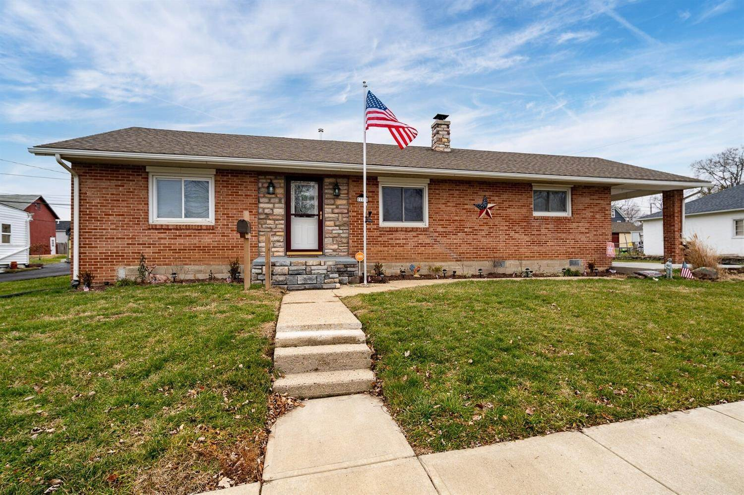 Single Family Homes for Sale at 179 N Second Street Camden, Ohio 45311 United States