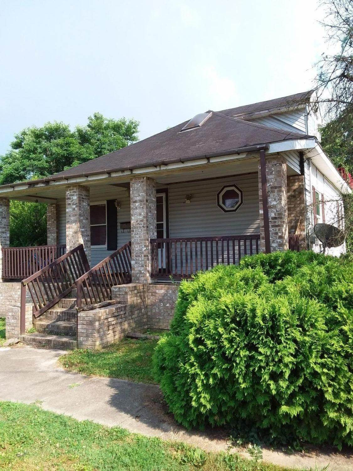 Single Family Homes for Sale at 208 W Second Street Manchester, Ohio 45144 United States