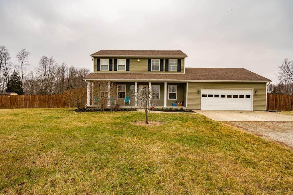 Single Family Homes for Sale at 3769 Middleboro Road Salem Township, Ohio 45152 United States
