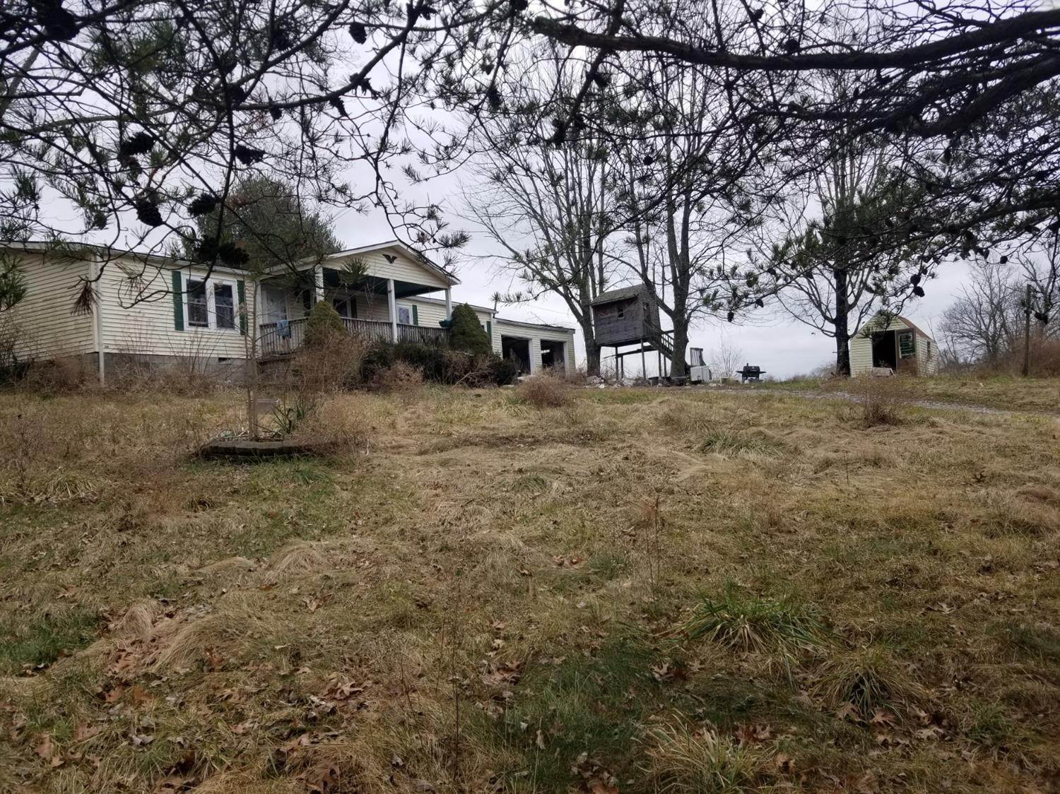 Single Family Homes for Sale at 10029 Bradysville Road Huntington Township, Ohio 45101 United States