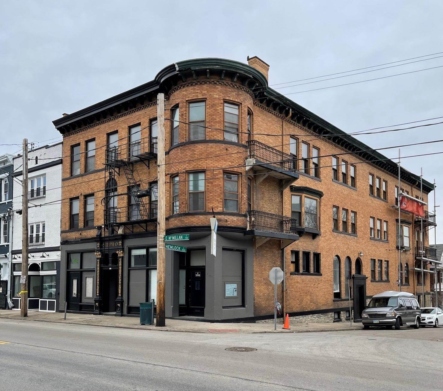 Commercial for Sale at 726 E Mcmillan Street Cincinnati, Ohio 45206 United States