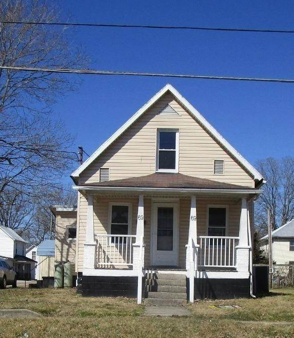Single Family Homes por un Venta en 69 S Main Street Peebles, Ohio 45660 Estados Unidos