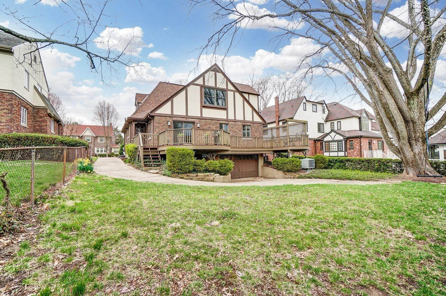 10. Single Family Homes for Sale at 744 Mannington Avenue Cincinnati, Ohio 45226 United States