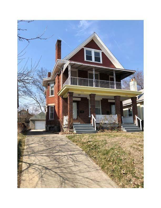 Single Family Homes for Sale at 4229 Greenlee Avenue St. Bernard, Ohio 45217 United States