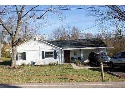 Single Family Homes for Sale at 1248 Northern Road Somers Township, Ohio 45064 United States