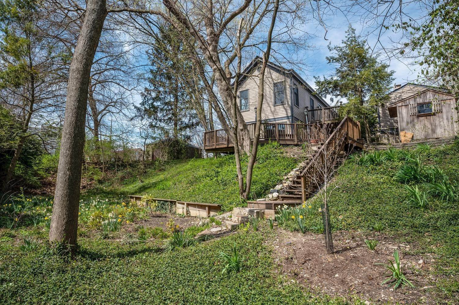 11. Single Family Homes for Sale at 2429 Madison Road Cincinnati, Ohio 45208 United States