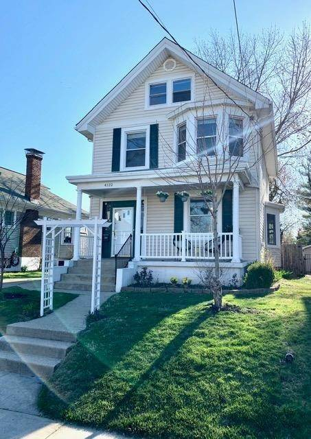 6. Single Family Homes for Sale at 4122 Twenty Eighth Street Cincinnati, Ohio 45209 United States