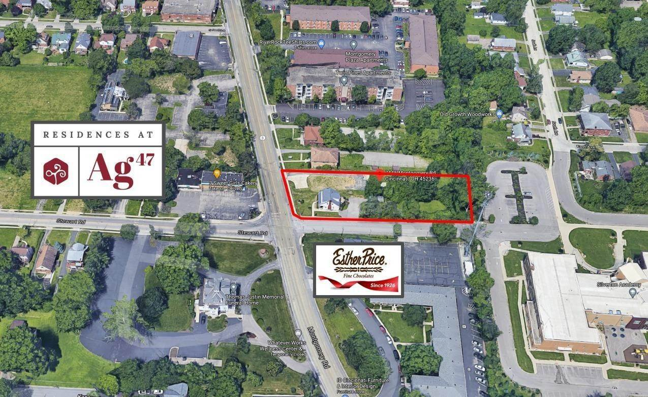 Commercial Lot for Sale at 7445 Montgomery Road Silverton, Ohio 45236 United States