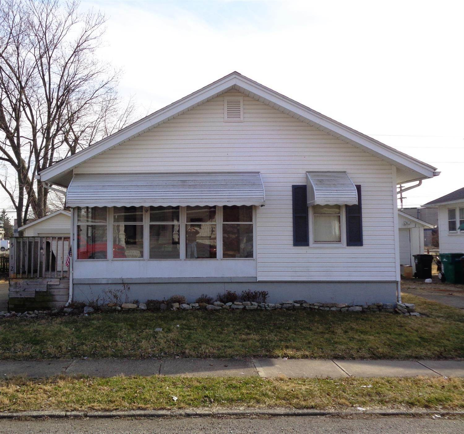 Single Family Homes por un Venta en 512 South Street Fairborn, Ohio 45324 Estados Unidos