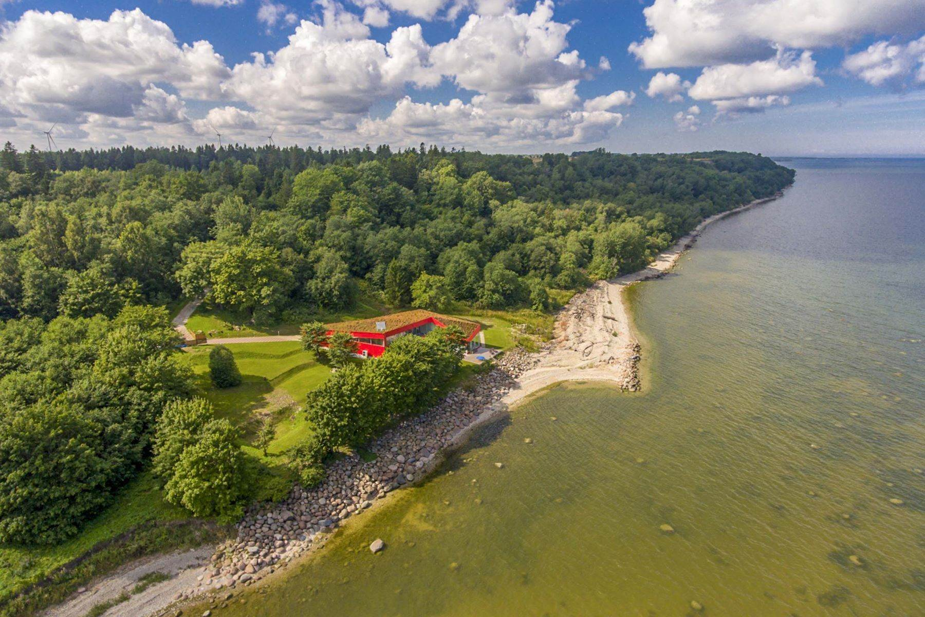 23. Single Family Homes for Sale at Serene Seafront Villa featuring Green Roof Other Cities In Estonia, Cities In Estonia Estonia