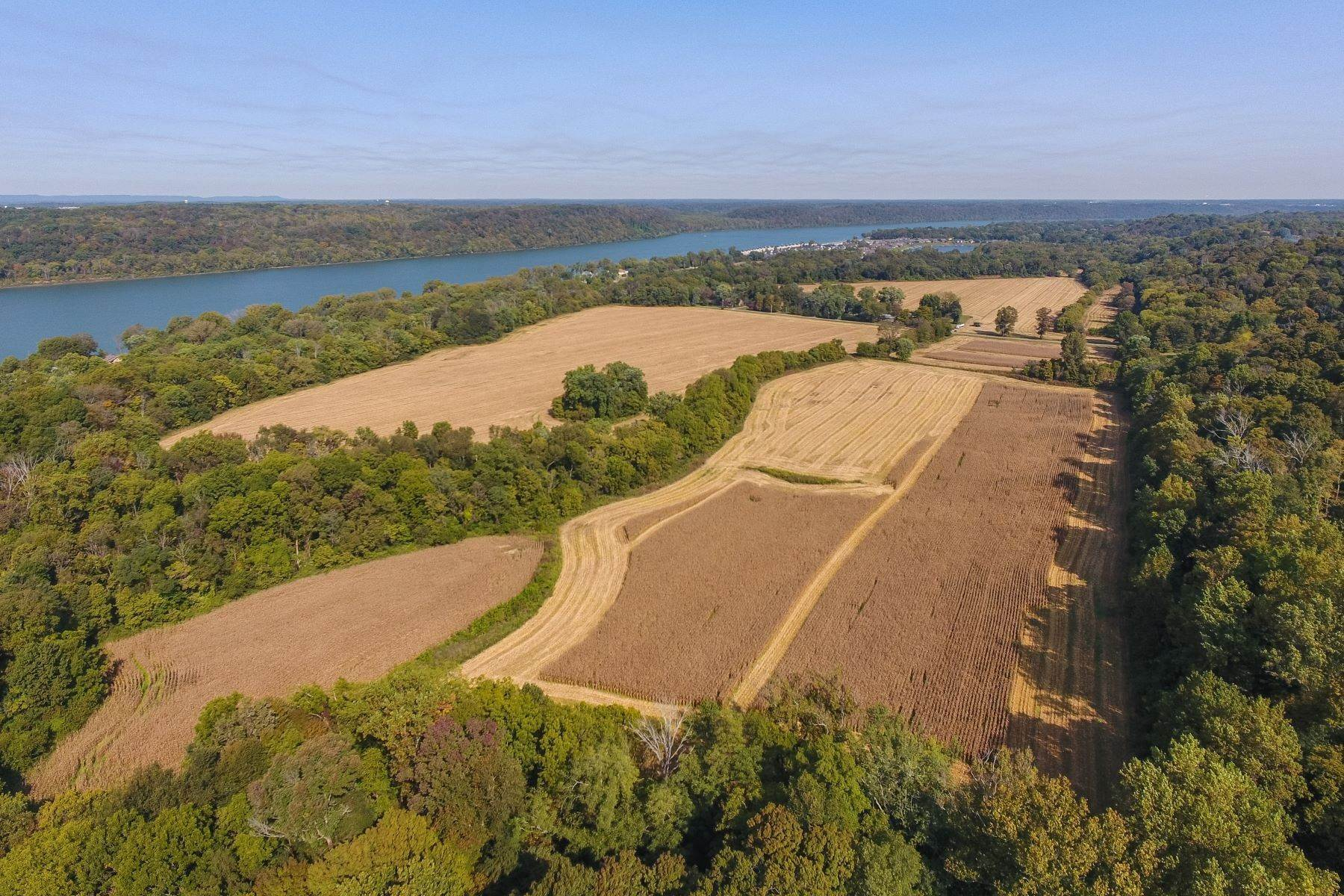 Land for Sale at 0 Rose Island Road Tract 1,2 Rose Island Road Prospect, Kentucky 40059 United States