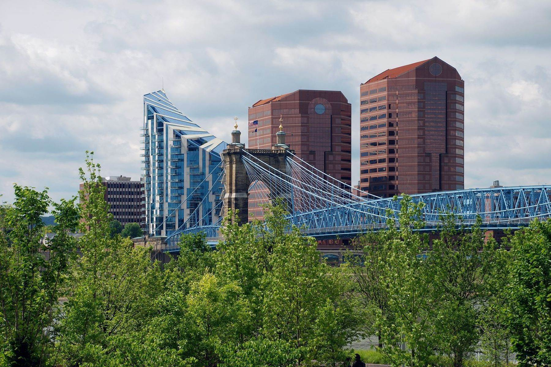 3. Condominiums for Sale at 1 Roebling, Covington, Ky, 41011 1 Roebling, Unit# 306 Covington, Kentucky 41011 United States