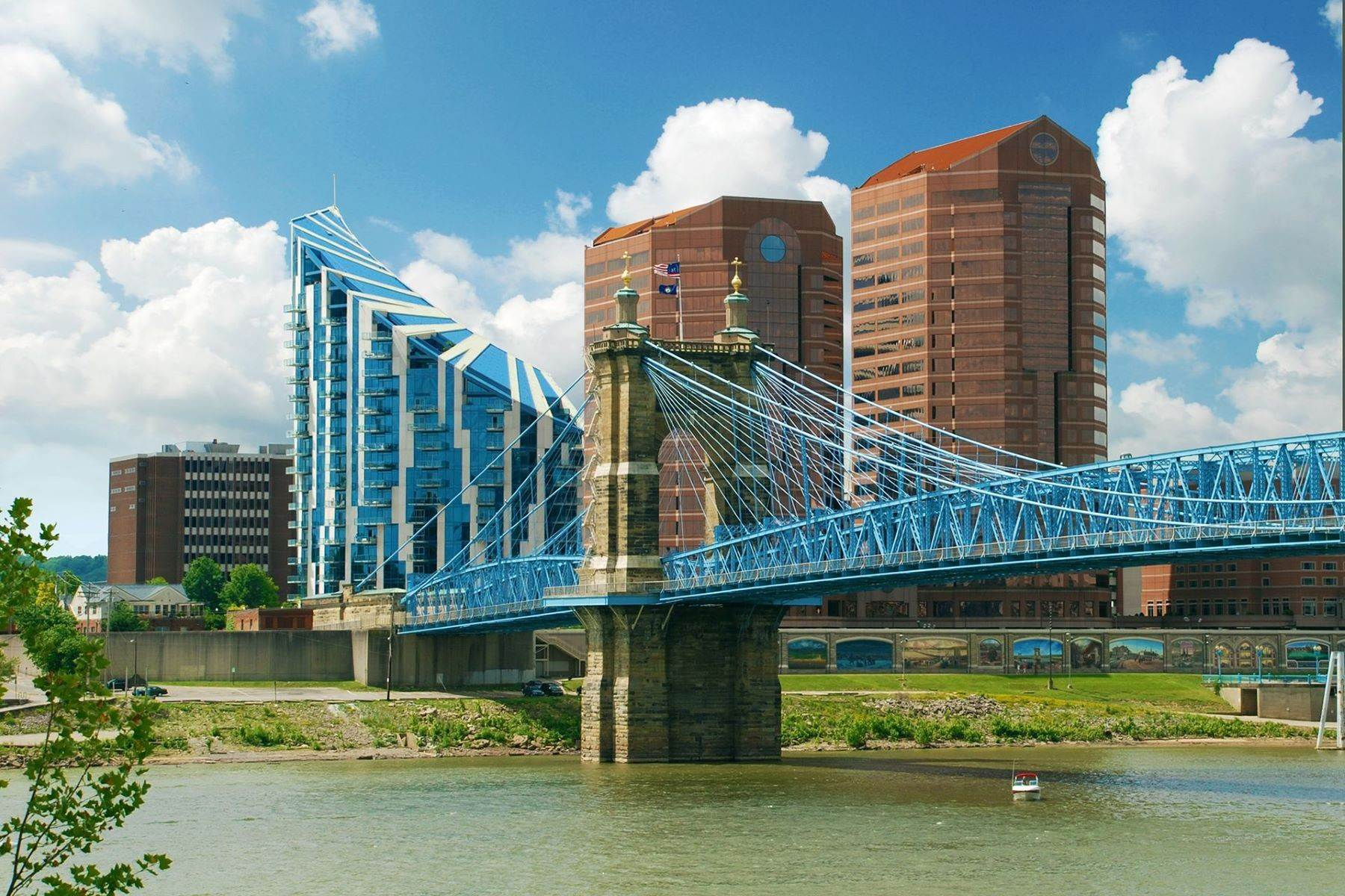 2. Condominiums for Sale at 1 Roebling, Covington, Ky, 41011 1 Roebling, Unit# 306 Covington, Kentucky 41011 United States